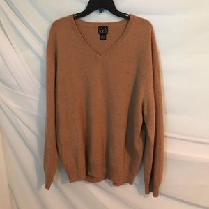 Jos. A. Bank 100% Cashmere Sweater